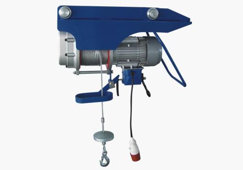 矿用设备推式微电葫芦HSG-B300D1/B400D1/B500D1